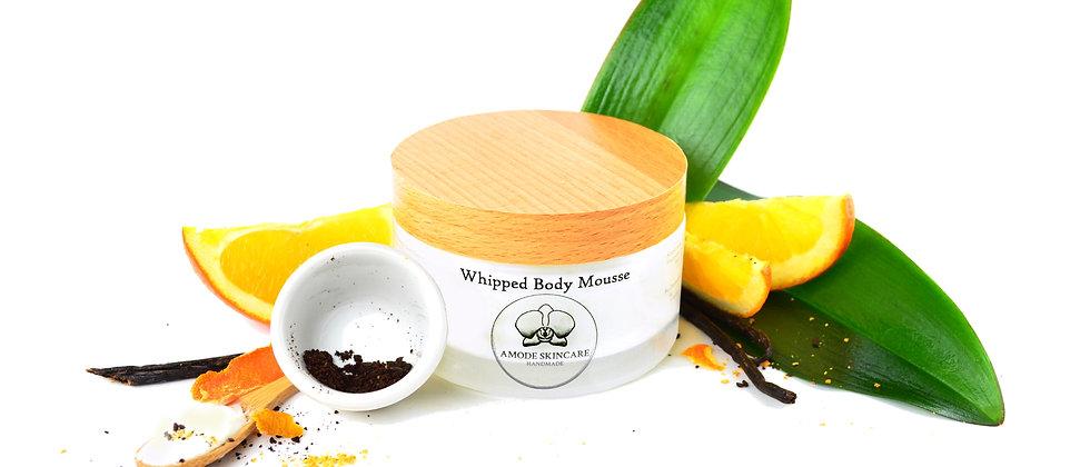 Whipped Body Mousse - Sweet Orange