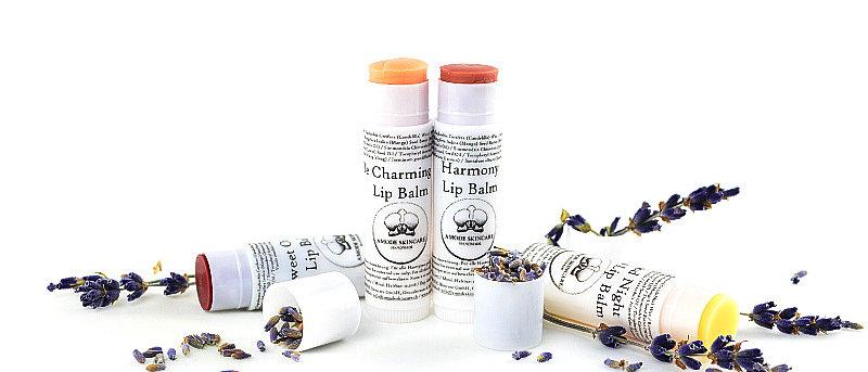 Lip Balm - Pure Lavender