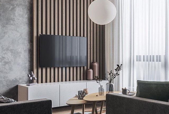 Decoração de sala de apartamento pequeno