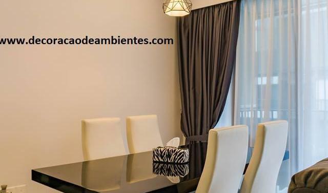 Decoração de sala em apartamento na Aclimação - São Paulo SP