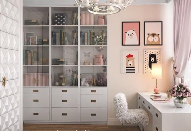 Decoracao quarto juvenil feminino pequeno
