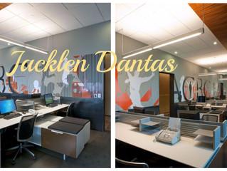 Projeto de decoração para empresa - Decoração corporativa.