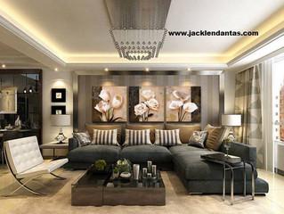 Livro: Os Segredos das Belas Decorações de Salas - J Tagler Design de Interiores.