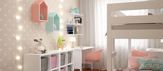 Como decorar um quarto infanto juvenil - menina adolescente.