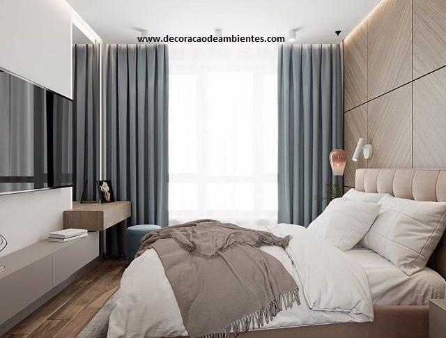 Consultoria online de decoração para quarto de casal