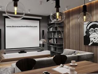 Projeto ou consultoria em decoração de interiores a preço acessível, personalizado e de qualidade.