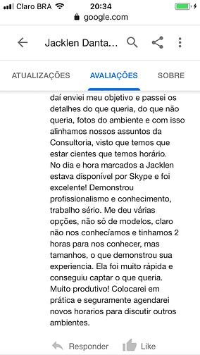 clientes satisfeitos designer de interiores Rio de janeiro