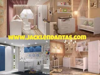 Projeto de Decoração para Quarto de Bebê a Preço Acessível - J Tagler Design de Interiores RJ