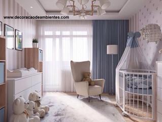 Como decorar quarto de bebê de forma elegante e sem erros.