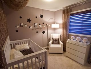 Dicas de Decoração para Quarto de Bebê - J Tagler Design de Interiores