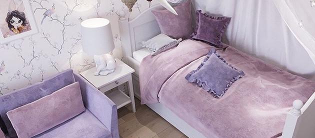 Como decorar quarto infantil e juvenil feminino. Design de interiores RJ SP