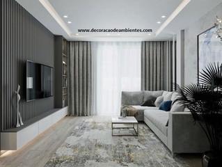 Pensando em decorar a sua sala? Leia, esta mensagem é para você! J Tagler Design de Interiores RJ