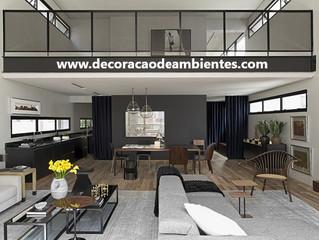 O que você precisa saber sobre os estilos de decoração e design de interiores.