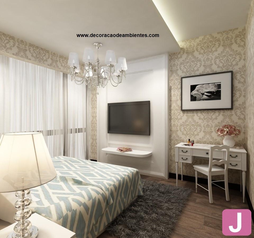 Projeto online de decoração