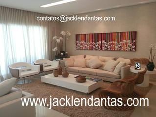 Projeto de decoração completa para sala de apartamento ou casa - J Tagler Design de Interiores RJ
