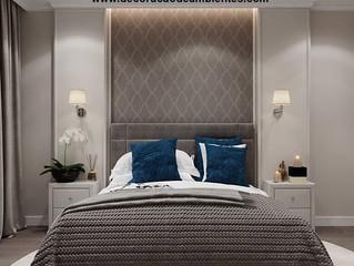 Como decorar quarto de casal - Dicas eficazes e profissionais.
