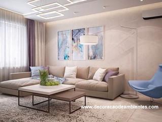 03 razões porque você deve ter um projeto para renovar a sua sala de estar.