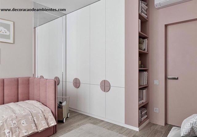 Decoração de quarto de menina -infanto juvenil