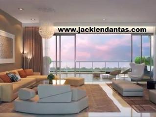 Projeto de Decoração Online para Sala de Apartamento - Cobertura - Casa
