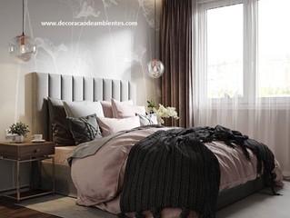 Como renovar a decoração do quarto de casal - J Tagler Design de Interiores Rio de Janeiro.