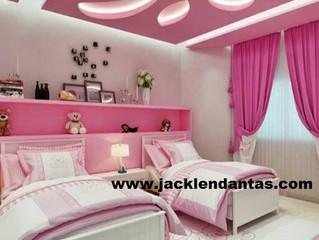 Precisando decorar o quarto de sua filha sem gastar muito? - J Tagler Design de Interiores RJ