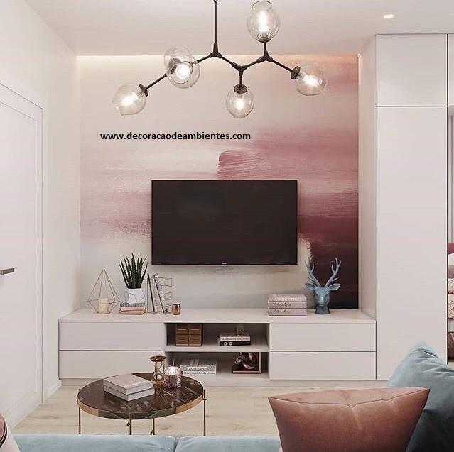 Decorar um apartamento conjugado