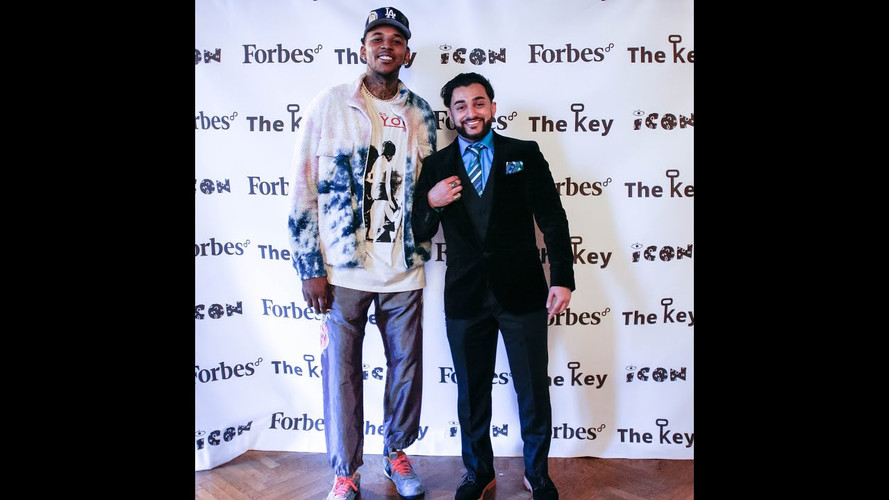 """Saeed Ahmad Interviews Nick """"Swaggy P"""" Young at UCLA!"""