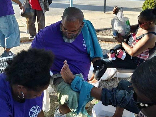 GFMMM Asks Homeless to Remember They Too Are Valued