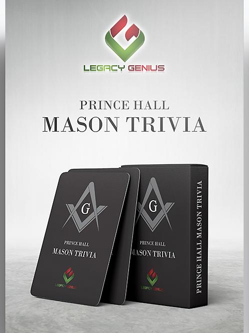 Prince Hall Mason Trivia