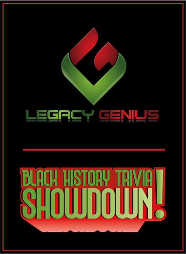Card Back - Black History Trivia Showdow