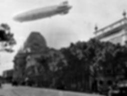 Hindenburg em Pernambuco Unknown author