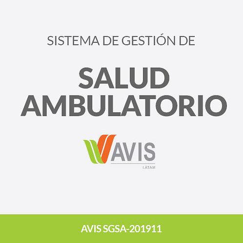 AVIS SGSA-201911