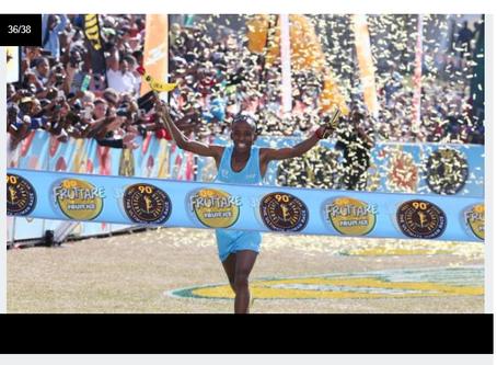 Comrades Marathon 9 June 2015