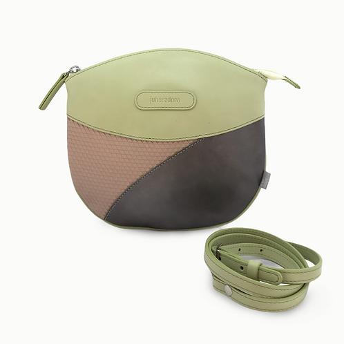 Juhaszdora // Dóri mini táska - pisztácia #1