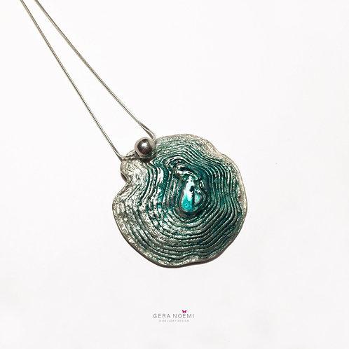 Gera Noémi Jewellery // TENGERSZEM nyakék