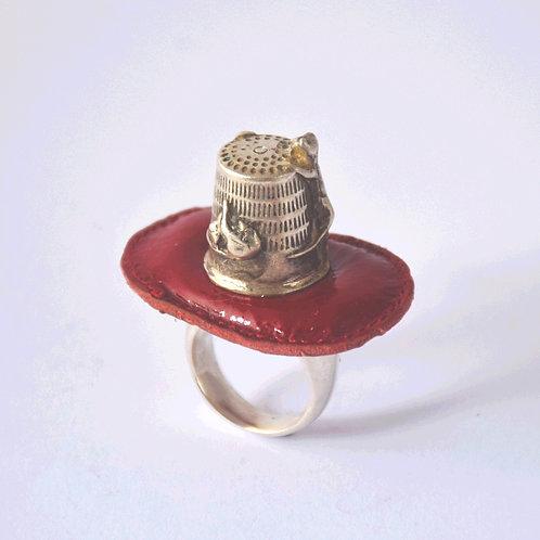 Király Fanni // Afgán Gyűszűs gyűrű
