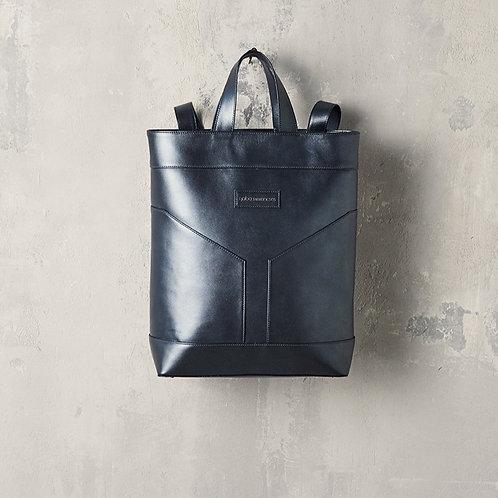 Gabo Szerencses // Y nagy hátizsák metálkék