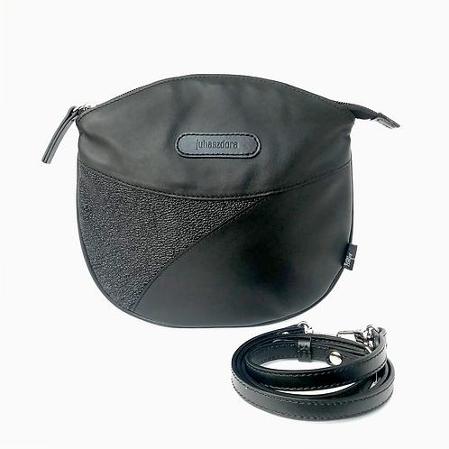 Juhaszdora // Dóri mini táska - fekete #4