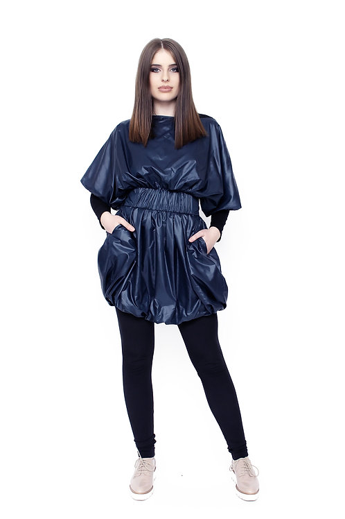SustiKKrisztA // Öves vízlepergető ruha
