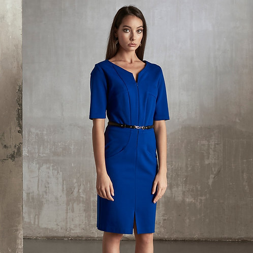 Gabo Szerencses //Kék, Geo ruha