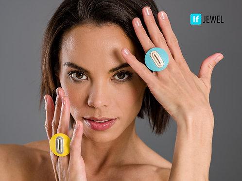 If Jewel // UFO IIC. gyűrű