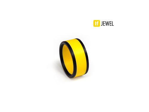 If Jewel // Flag II. gyűrű - sárga