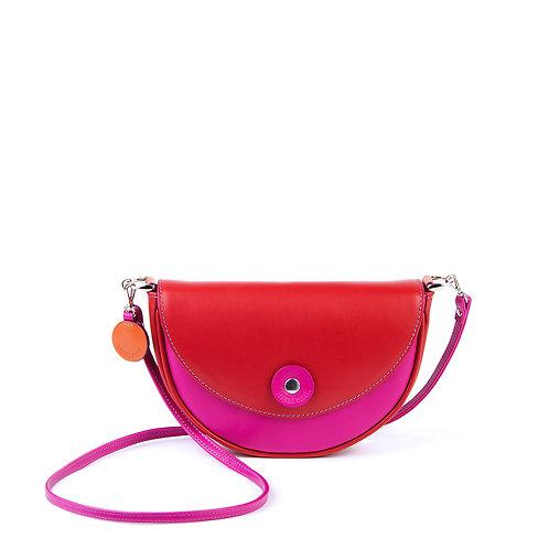 Lengyel Zsuzsi // Ylang Ylang táska pink-piros