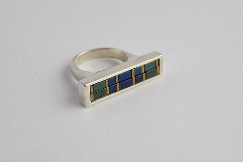 Király Fanni // Azúr gyűrű