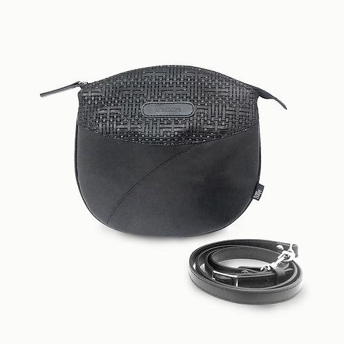 Juhaszdora // Dóri mini táska - fekete #1