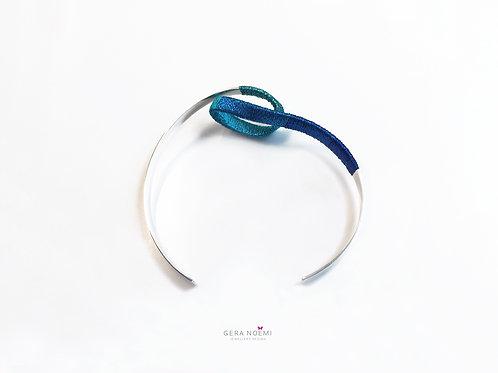 Gera Noémi Jewellery // Tekert karkötő