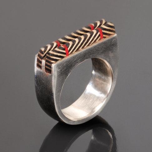 Király Fanni // Oupa gyűrű