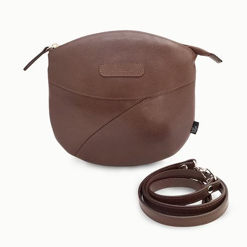 Juhaszdora // Dóri mini táska - sötétbarna #2