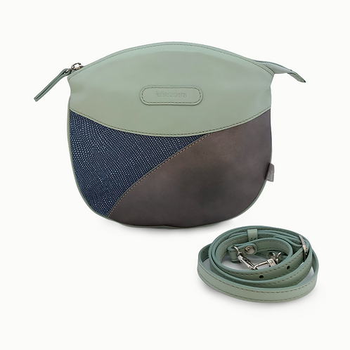 Juhaszdora // Dóri mini táska - mentazöld #3