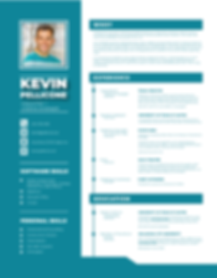 Kevin Pellicone Copywriter Resume May 20
